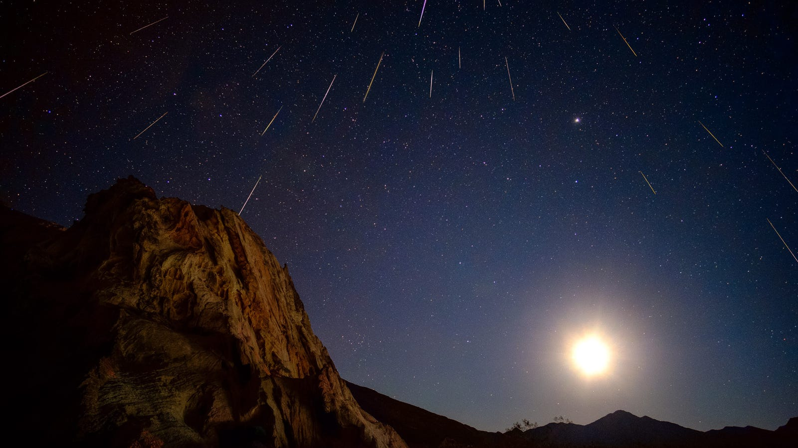 The Biggest Meteor Shower of the Year Is Tonight and Here's How to Watch