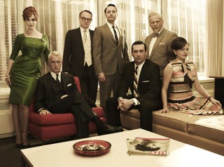 Illustration for article titled Can't Remember What Happened Last on Mad Men? Here's a Quick Character-By-Character Refresher