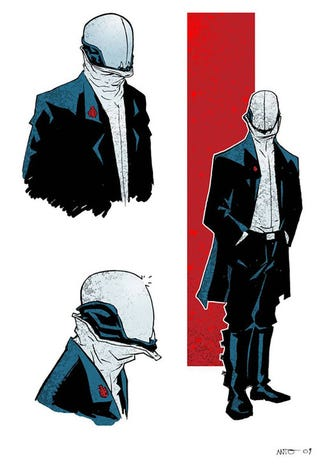 Illustration for article titled Is Cobra Commander Getting A Casual Makeover?