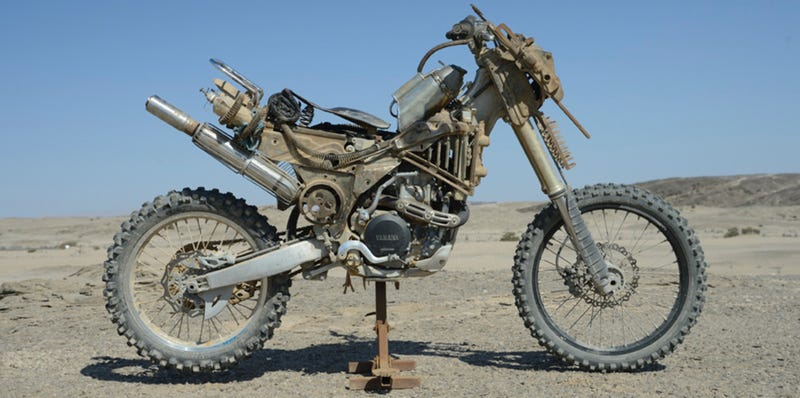 Illustration for article titled Can You I.D. All The Motorcycles In Mad Max?
