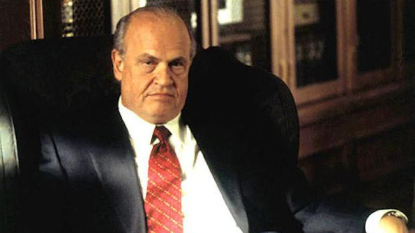 r i p fred thompson senator and law order actor. Black Bedroom Furniture Sets. Home Design Ideas