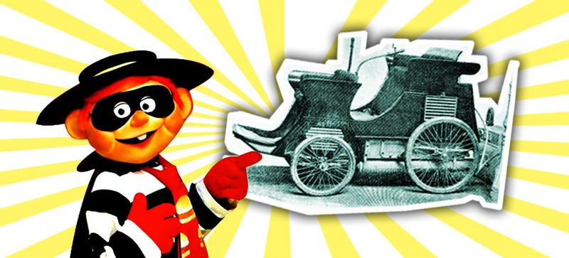 Illustration for article titled This Was The Only Car Ever Designed To Steal Gas