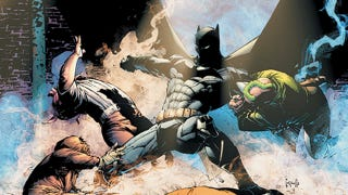 Illustration for article titled What's next for Batman and Swamp Thing? Scott Snyder reveals his diabolical schemes