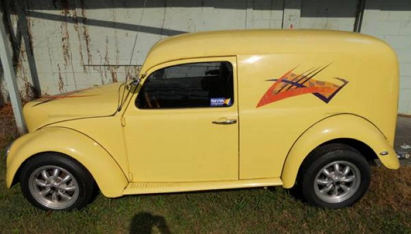 Illustration for article titled For $5,500, This 1970 VW Custom Might Give You The Willys