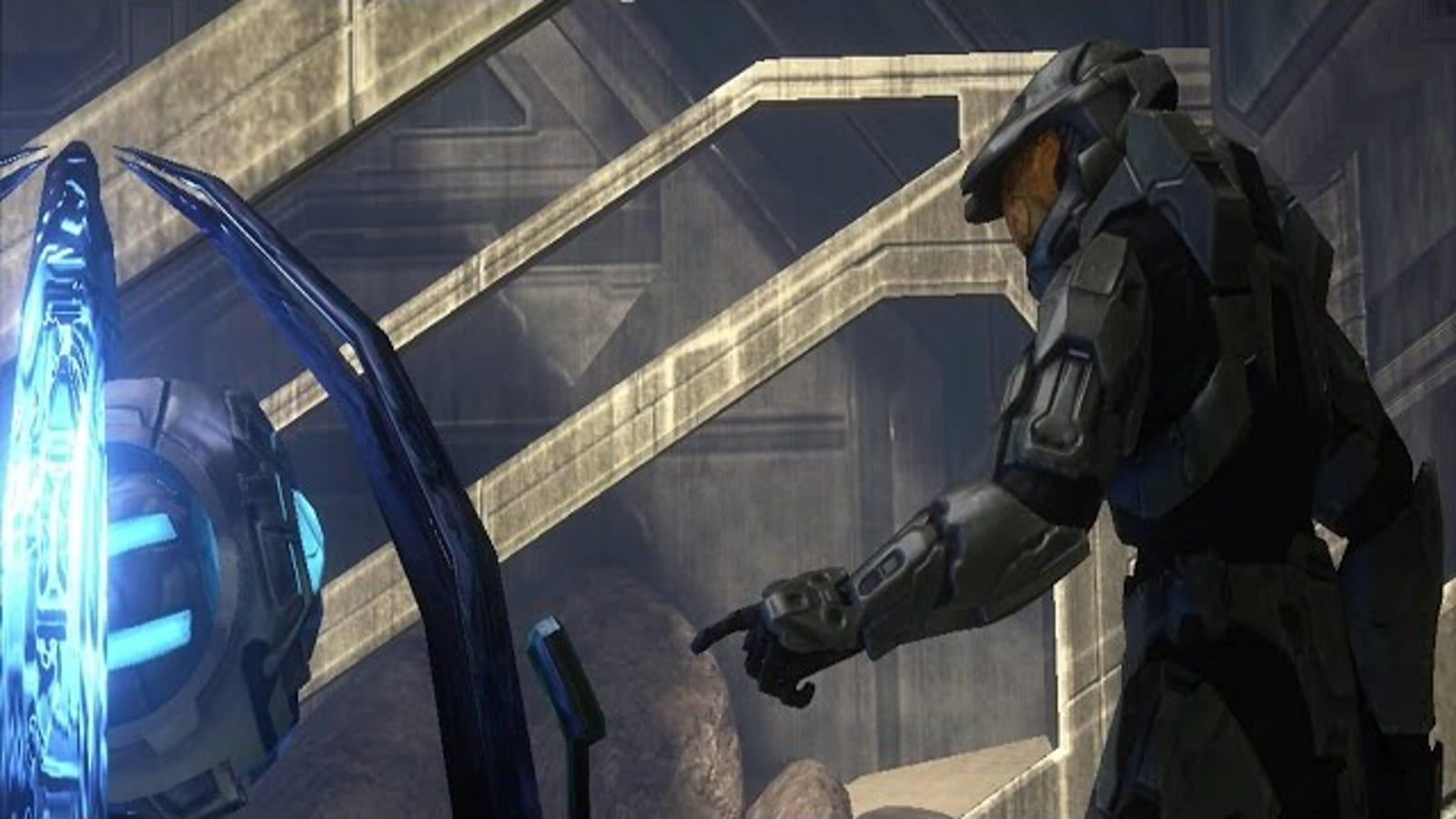 I'm Glad These Halo 3 Cutscenes Didn't Make The Cut