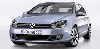Illustration for article titled 2009 VW Golf GTI To Get 211 HP, GTI-R To Replace R32