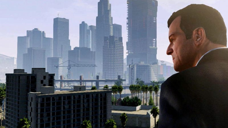 Illustration for article titled Mafia II Developers Working on Grand Theft Auto V?