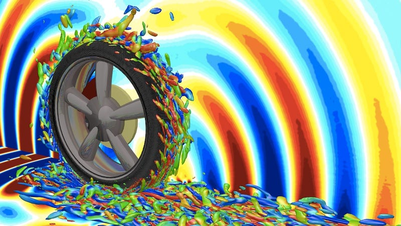 Illustration for article titled We Didn't Know How Tire Sounds Are Made Until Now