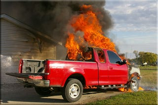 Illustration for article titled Ford Recalls 2011 F-Series After Two Fires