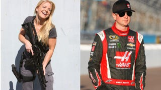 Illustration for article titled Testimony: Kurt Busch Ex Terrible At Keeping Assassin Gig On The Downlow