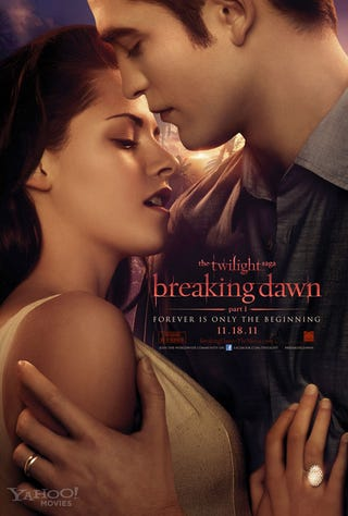 Illustration for article titled Twilight posters
