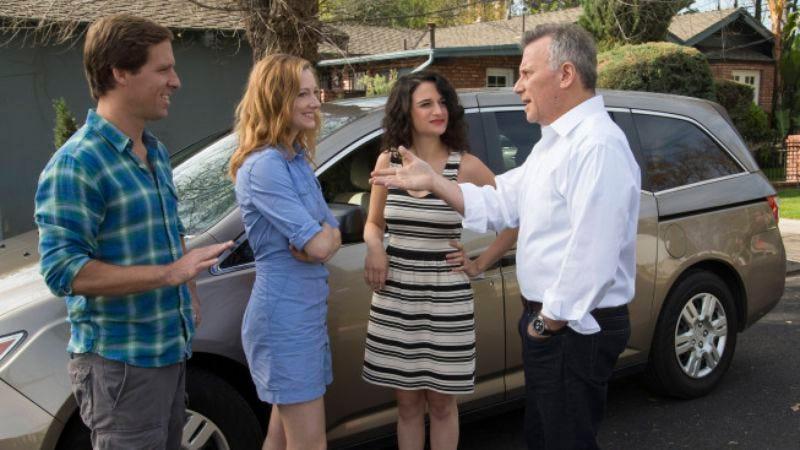 Nat Faxon, Judy Greer, Jenny Slate, Paul Reiser (FX)