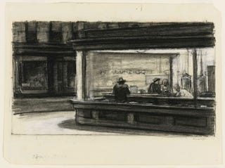 Illustration for article titled Nighthawks: The Blueprints