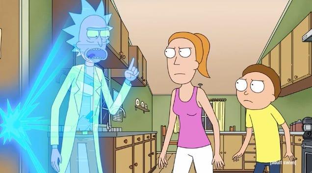 Rick and Morty s Season 5 Trailer Raises a Little Hell
