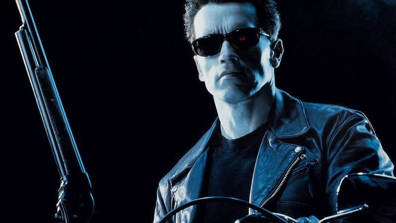 Illustration for article titled Terminator 2 Will Get a 3D Re-Release in 2017, Check Out the Poster