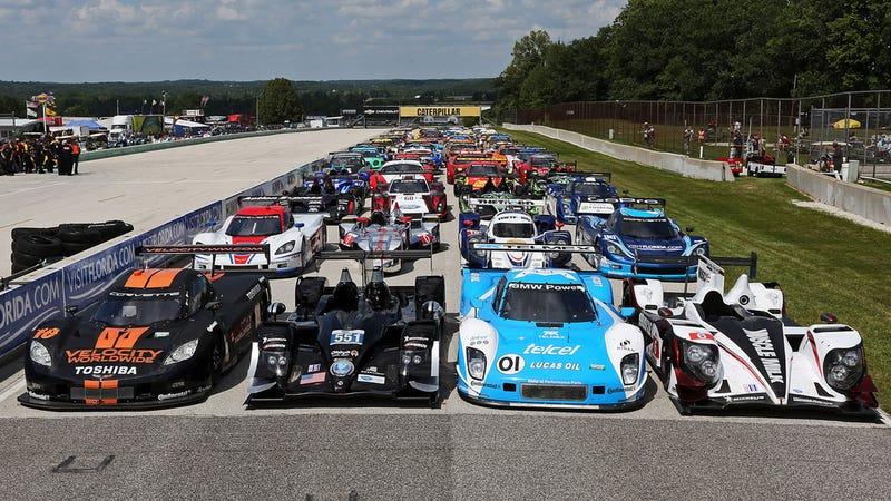 Illustration for article titled Tudor United Sportscar Championship Team Entries Released