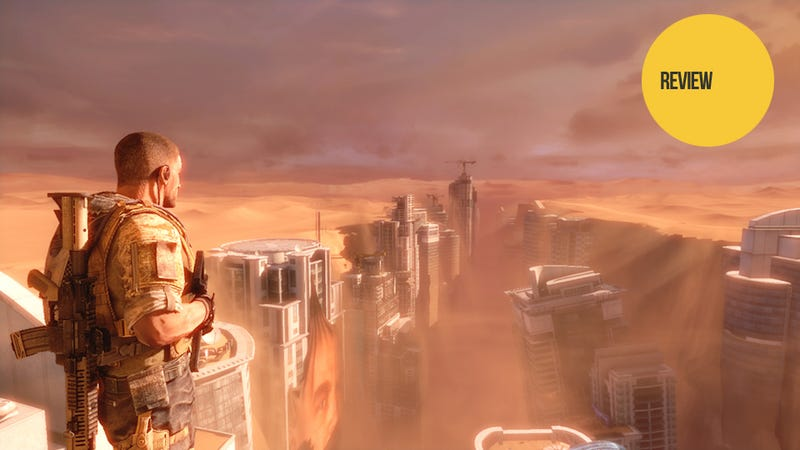 Illustration for article titled Spec Ops: The Line: The Kotaku Review