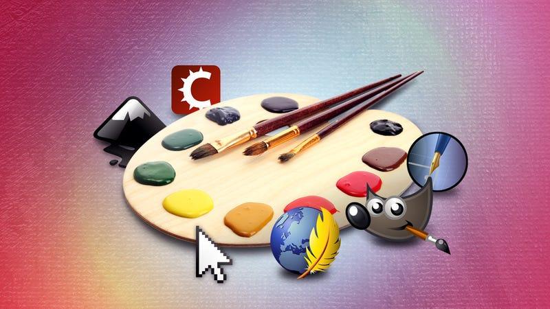 Illustration for article titled Alternativas a Adobe Creative Suite en software libre y barato