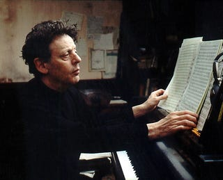 Illustration for article titled Commenter Of The Day: Philip Glass And Strange Places Edition