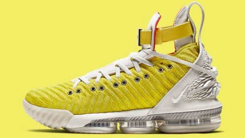 Illustration for article titled This Is Not a Drill: The HFR x LeBron 16 Nikes Are Back—in a New Colorway!