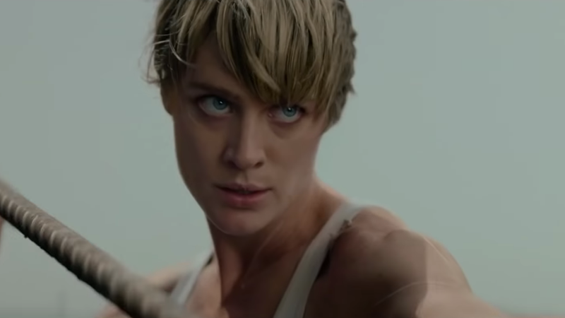 "Illustration for article titled Mackenzie Davis will ""scare the fuck out of"" misogynists, says Terminator: Dark Fate director"