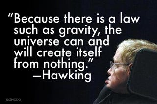 """Illustration for article titled Stephen Hawking: """"Big Bangs Happen"""""""