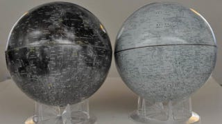 Illustration for article titled The first entirely new globe of the Moon's surface in more than 40 years