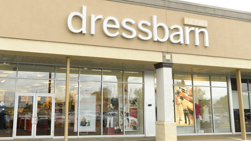 RIP Dressbarn, The Worst Named Clothing Store