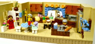 Illustration for article titled Golden Girls Legos?! YES PLEASE!