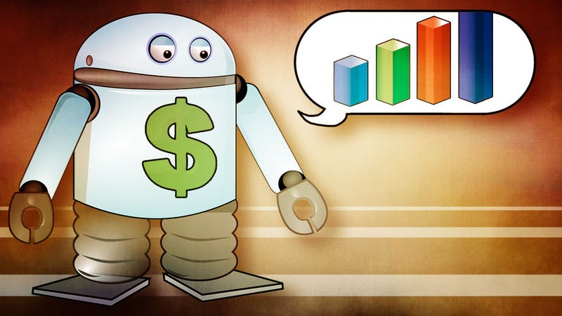 Illustration for article titled Should I Let a Robo-Advisor Manage My Investments or Do It Myself?