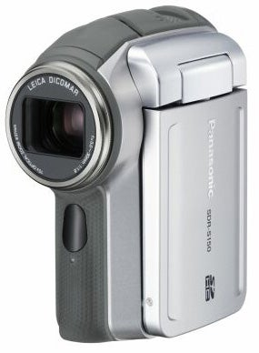 Illustration for article titled Panasonic SDR-S150 SD Camcorder Has Triple Sensor, But Only MPEG-2
