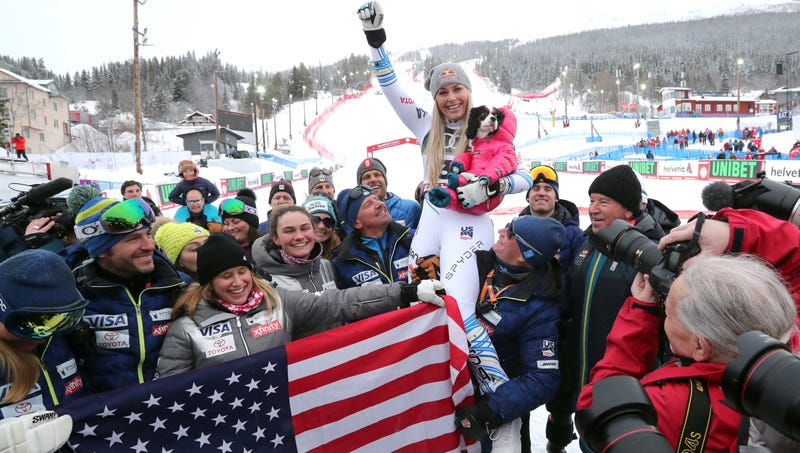 Illustration for article titled Lindsey Vonn Went Big And Now She's Going Home A Legend