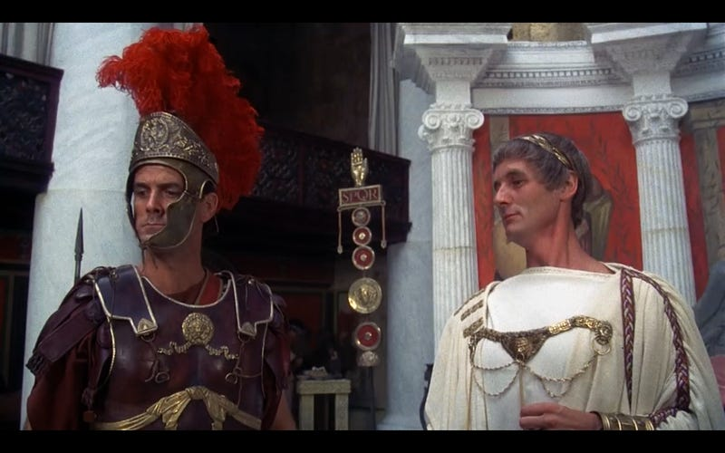 Accurate depiction of ancient Romans via Youtube