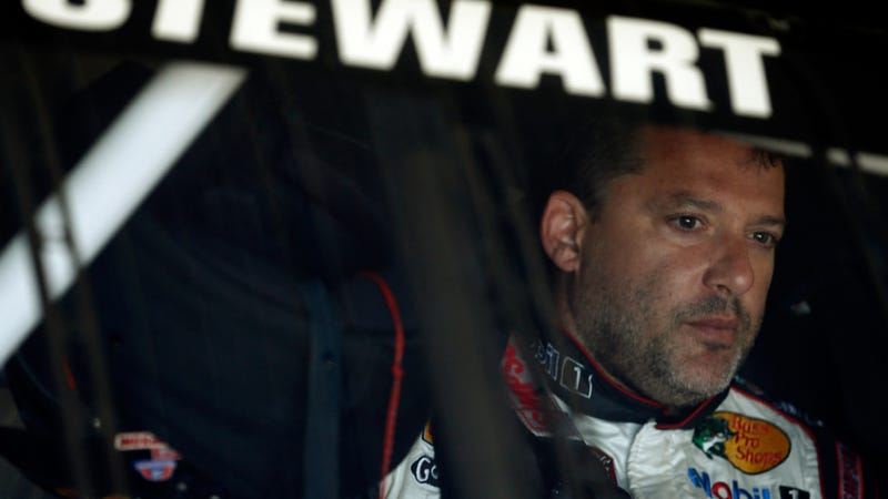 Illustration for article titled Tony Stewart, Ward Family React To Death Of Kevin Ward, Jr. [UPDATE]
