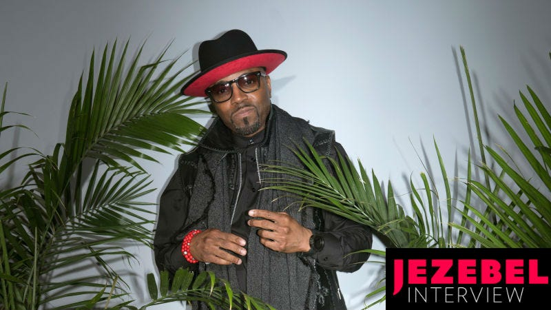 Legendary New Jack Swing Producer Teddy Riley On His