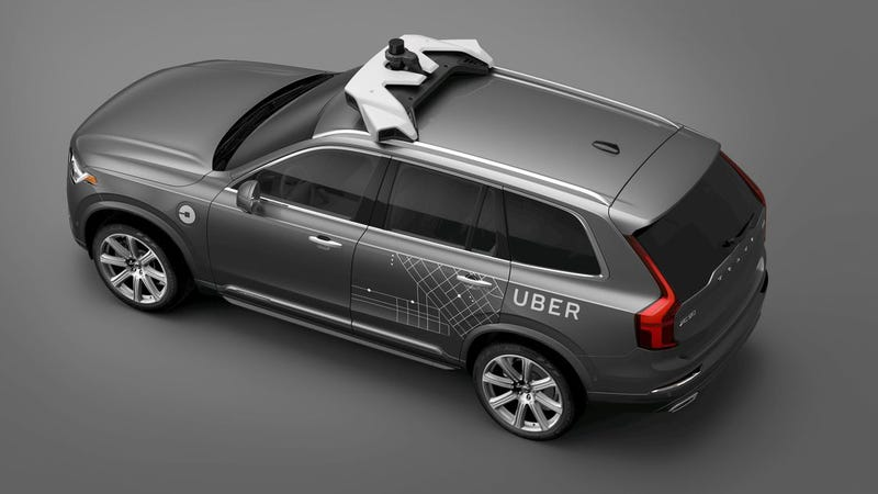 Uber Pauses All Autonomous Testing After Car Kills Pedestrian: Reports