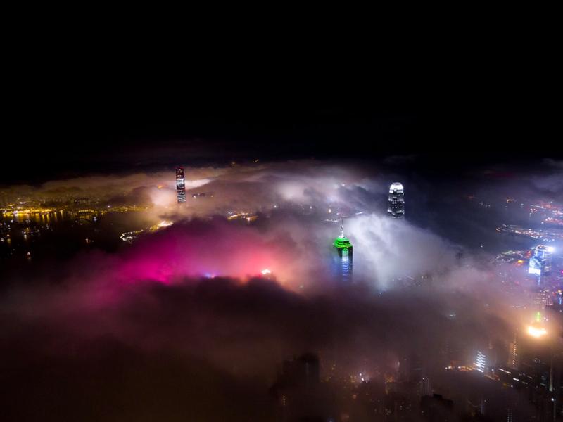 Urban Fog #3