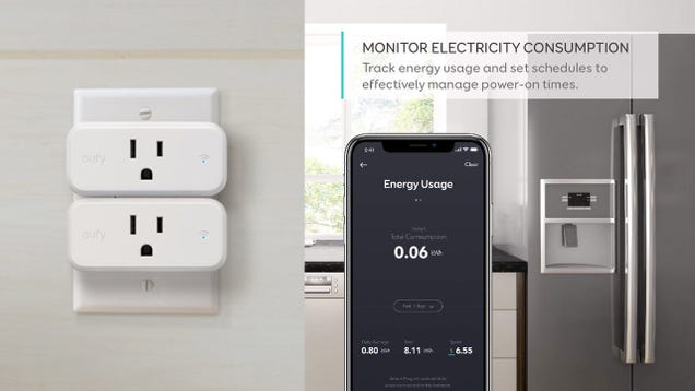 Anker s Energy-Monitoring Smart Plugs Have Never Been Cheaper