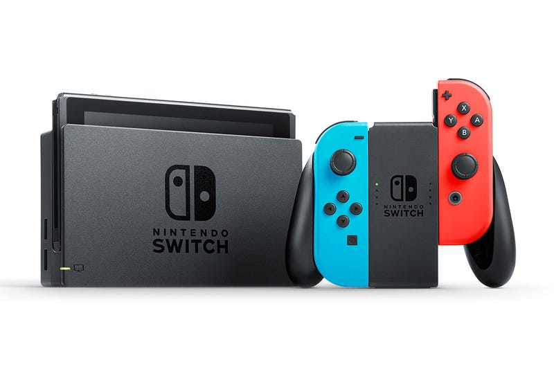 Illustration for article titled The Switch is not a handheld (for now).