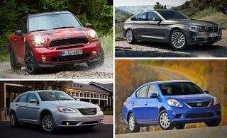 Illustration for article titled Car And Driver Makes 10 Ugliest Car List- I Disagree