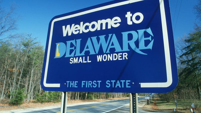 Illustration for article titled Delaware Is the 11th State to Legalize Same-Sex Marriage