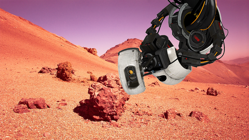 Illustration for article titled Valve Engineer Wants To Go To Mars. No, Really.