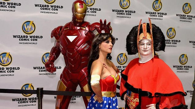 Wizard World Just Sold Its Conventions to Fan Expo