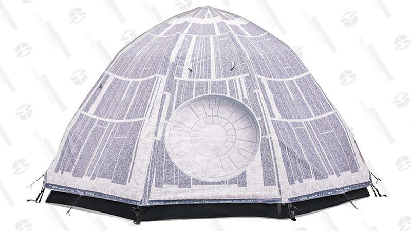 Star Wars Death Star Dome Tent | $175 | ThinkGeek