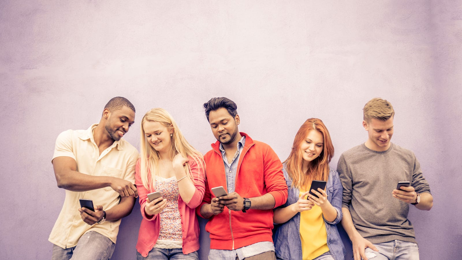 on social media and real life virtual friendships