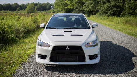 the unkillable mitsubishi lancer is finally about to die
