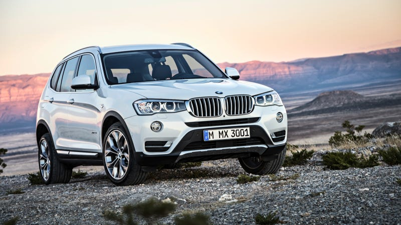 Illustration for article titled BMW X3: Jalopnik's Buyer's Guide