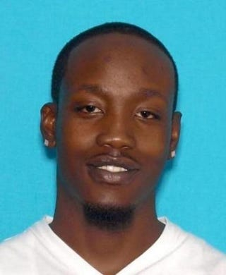 """Myloh Jaqory Mason, also known as the """"Scream"""" robber, was apprehended by the FBI on Jan. 15, 2015, in Thornton, Colo.Lakewood, Colo., Police Department"""