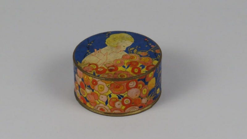 Encharma Face Powder, National Museum of American History, Gift of Sidney Glaser.