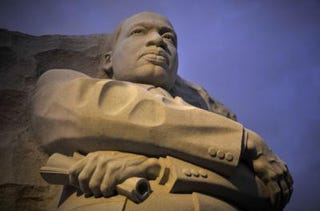The MLK Memorial has been rescheduled for Oct. 16. (Getty)